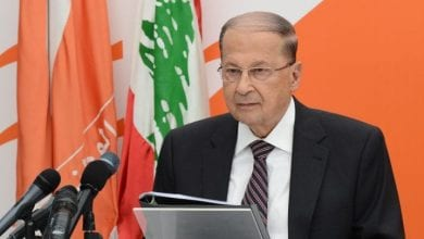 Photo of Lebanon's President Aoun: All hypotheses still open in Beirut explosion that killed 178 people
