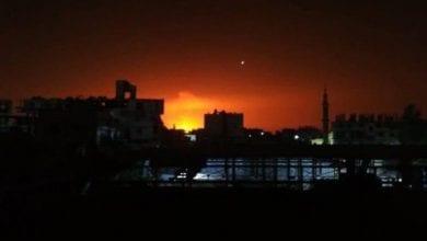 Photo de L'explosion d'un gazoduc provoque une coupure d'électricité en Syrie