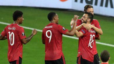 Photo de Ligue Europa: Manchester United s'est qualifié pour les demi-finales