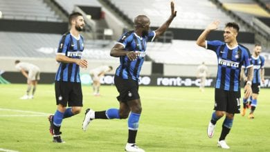 Photo of Lukaku, Martinez fire five-star Inter into Europa League final