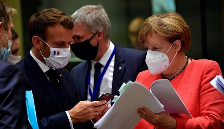 Macron et Merkel