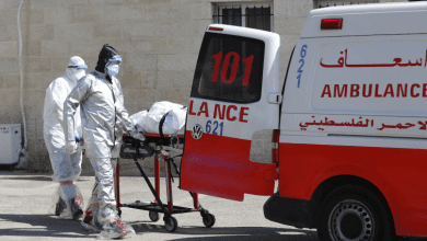 Photo of Palestine records two new coronavirus fatalities; 156 in total