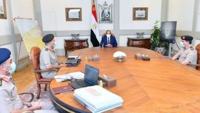 Photo of President Abdel Fattah El Sisi Calls on Army to Maintain Highest Levels of Readiness