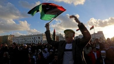 Photo of Protests against Fayez El-Saraj in Libya over living conditions