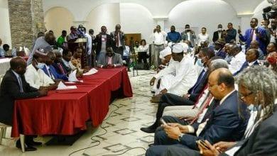 Photo of Seven Protocols Signed in Juba During Sudan Peace Talks