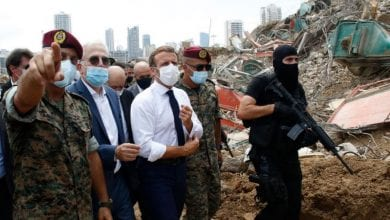 Photo of Beirut Explosion: Emmanuel Macron says aid to go 'directly to the people',