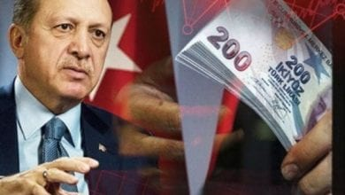 Photo of Turkish lira in 2nd Currency Crisis in 2 Years and hits record low