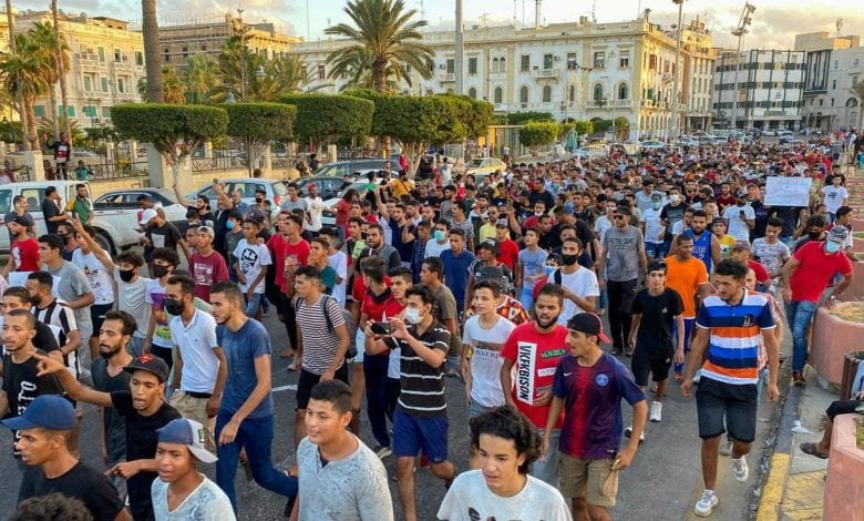 Photo of UNSMIL urges calm in Libya, rights of all citizens to peacefully express their views