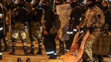 Photo de Loukachenko accuse Washington d'être derrière les émeutes en Biélorussie