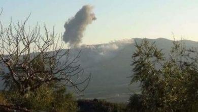 صورة مقتل ضابطين من حرس الحدود العراقي جراء قصف تركي شمال أربيل