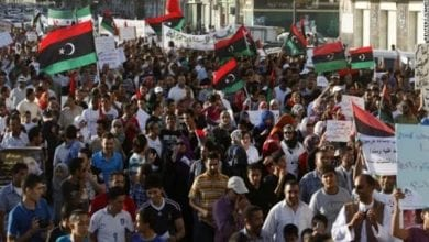 Photo de Le mouvement de protestation confirme la poursuite des manifester à Tripoli