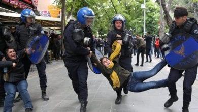 Photo de Demande la libération des avocats en grève de la faim des prisons turques