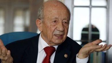 صورة وزير العدل التركي الأسبق ينتقد ممارسات أردوغان بحق الأكراد