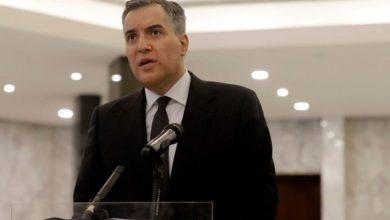 صورة مصطفى أديب يعتذر عن مهمة تشكيل الحكومة اللبنانية
