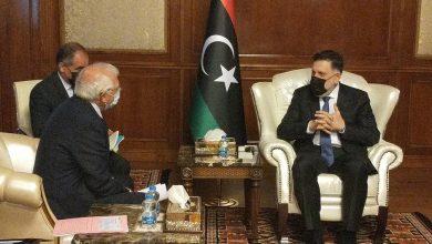 صورة جوزيب بوريل: ليبيا على رأس أولويات الاتحاد الأوروبي