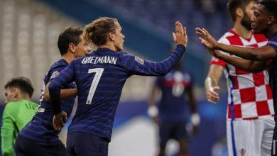 فرنسا تحقق فوزاً على كرواتيا