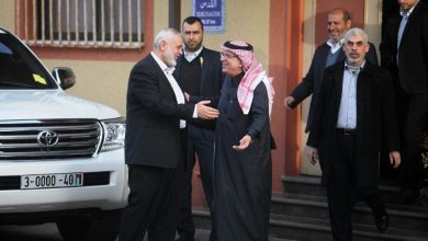 قطر - حماس