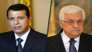 صورة دحلان والرئاسة الفلسطينية يردان على تصريحات السفير الأمريكي في إسرائيل
