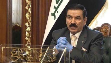 صورة وزير الدفاع العراقي: لا مكان آمن للدواعش في البلاد