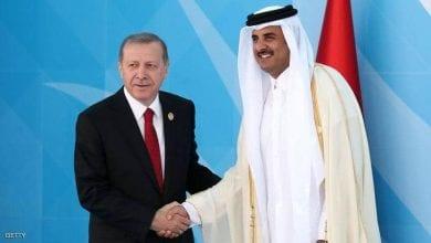 صورة وثيقة استخباراتية: رشوة من قطر مقابل توفير الحماية العسكرية التركية لها