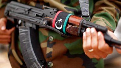 صورة عقوبات أوروبية على شركات متهمة بخرق حظر توريد الأسلحة إلى ليبيا