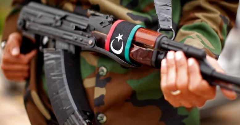 حظر توريد الأسلحة