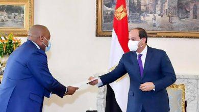 صورة الكونغو تعلن دعمها لمصر في قضية سد النهضة