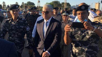 صورة وزير الداخلية الليبي: محاولة اغتيالي كانت مخططة جداً