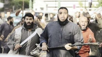 صورة الشعب المصري يدير ظهره لدعوات الإخونجية لنشر الفوضى