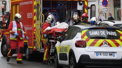 Photo de Attaque à l'arme blanche à Paris, faisant quatre blessés