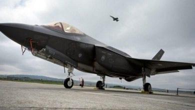 Avions de combat F-35