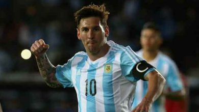 Photo de Lionel Messi jouera pour l'Argentine en qualification de la Coupe du monde 2022