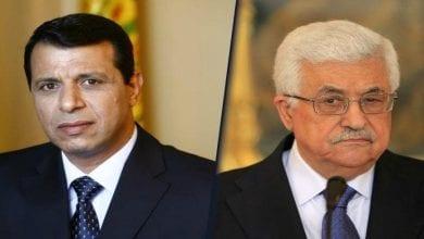 Photo de Dahlan et la présidence palestinienne répondent aux déclarations de Friedman