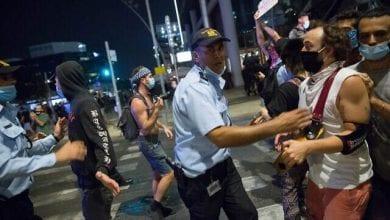 Photo of Demonstrators Blocks Netanyahu way to the Airport