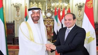 Photo of Egypt, UAE discuss regional developments