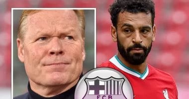 Photo of Koman aims to include Mohamed Salah to support Barcelonas attack