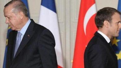 Photo de Emmanuel Macron: La Turquie n'est plus un partenaire