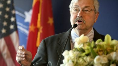 l'ambassadeur américain en Chine