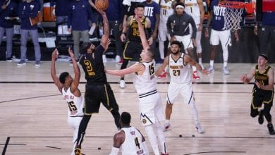 Photo of Lakers edge Nuggets for 2-0 lead in NBA Western Conference finals