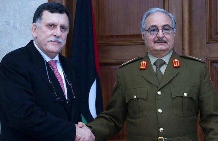 Les parties libyennes