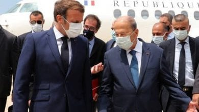 Photo of Macron Ashamed of Lebanese officials who preferred their personal interests over the country's interest