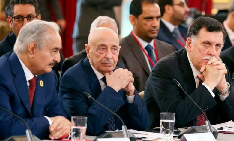 Photo of Negotiations between the Libyan parties will start next Sunday Rabat