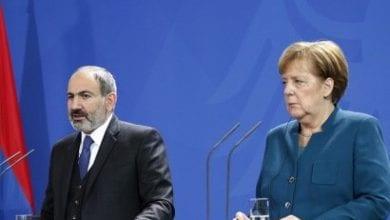 Photo of Pashinyan urges Merkel to make every effort to curb Turkey's destabilizing stance
