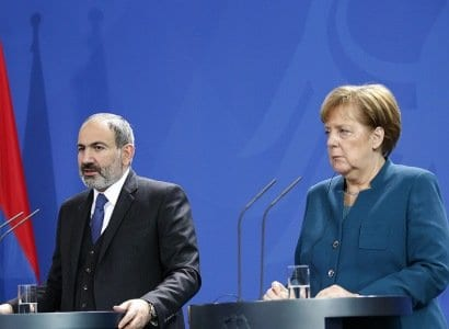 Photo of Pashinyan urges Merkel to make every effort to curb Turkey's destabilizing stance