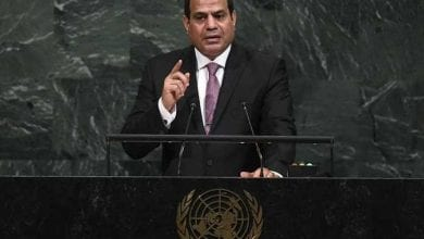 Photo of President Abdel-Fattah al-Sisi: Egypt supports political settlement in Libya