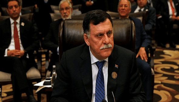 Photo of Prime Minister Fayez Al-Sarraj to to resign from his position in Libaya
