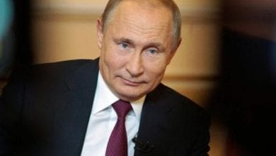 Photo of Russian President Vladimir Putin Invites United States to Exchange Pledges of Non-Interference in Elections