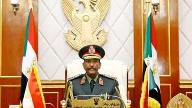 Photo of Sudanese Abdel Fattah Al-Burhan: declaring a state of emergency due to the Nile flood