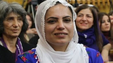 Photo of Turkish court sentences parliamentarian opposition Remziye Tosun to ten years in prison