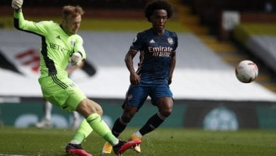Photo of Willian stars for rampant Arsenal who crush Fulham as Premier League returns